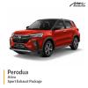 Perodua Ativa Sport Exhaust Package