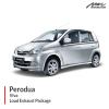 Perodua Viva Loud Exhaust Package
