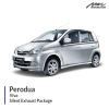 Perodua Viva Silent Exhaust Package