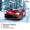 Toyota 86 Subaru BRZ Scion FR-S Loud Exhaust Package