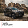 Toyota Hilux Loud Exhaust Package
