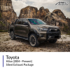 Toyota Hilux Silent Exhaust Package