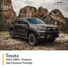 Toyota Hilux Sport Exhaust Package