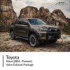 Toyota Hilux Valve Exhaust Package
