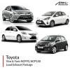Toyota Vios & Yaris NCP93 , NCP150 Loud Exhaust Package