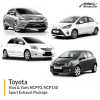 Toyota Vios & Yaris NCP93 , NCP150 Sport Exhaust Package