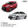 Toyota Vios & Yaris (2017 – Present) Silent Exhaust Package
