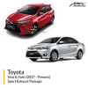Toyota Vios & Yaris (2017 – Present) Sport Exhaust Package