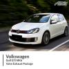 VW Golf GTI MK6 Valve Exhaust Package