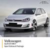VW Golf GTI MK7 Sport Exhaust Package