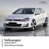 VW Golf GTI MK7 Valve Exhaust Package