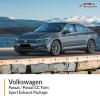 VW Passat / Passat CC Twin Sport Exhaust Package