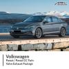 VW Passat / Passat CC Twin Valve Exhaust Package