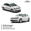 VW Polo & Vento 1.6L Silent Exhaust Package