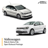 VW Polo & Vento 1.6L Sport Exhaust Package