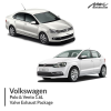VW Polo & Vento 1.6L Valve Exhaust Package