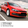 VW Scirocco 1.4L MK6 Valve Exhaust Package