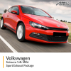 VW Scirocco 1.4L MK6 Sport Exhaust Package