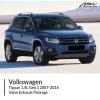 VW Tiguan 1.4L Gen 1 2007~2016 Valve Exhaust Package