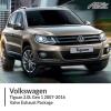 VW Tiguan 2.0L Gen 1 2007~2016 Valve Exhaust Package