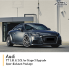 Audi TT 1.8L & 2.0L for Stage 3 Upgrade Sport Exhaust Package