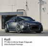 Audi TT 1.8L & 2.0L for Stage 3 Upgrade Valve Exhaust Package
