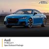 Audi TT RS 2.5 T Sport Exhaust Package