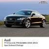 Audi TT MK2 2.0L TFSI (EA888) (2010 – 2013) Sport Exhaust Package