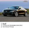 Audi TT MK2 2.0L TFSI (EA888) (2010 – 2013) Valve Exhaust Package