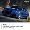 Audi TT MK2 2.0L TFSI (EA113) (2006 – 2010) Sport Exhaust Package