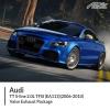 Audi TT MK2 2.0L TFSI (EA113) (2006 – 2010) Valve Exhaust Package