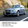 BMW E90 E91 E92 323i / 325i / 328i Sport Exhaust Package
