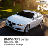 BMW F30 320i / 328i / 330i Valve Exhaust Package
