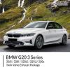 BMW G20 318i / 320i / 320 Li / 325Li / 320e 2.0L Valve Exhaust Package