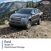 Ford Ranger T6 Silent Exhaust Package