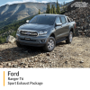Ford Ranger T6 Sport Exhaust Package