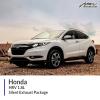 Honda HRV 1.8L Silent Exhaust Package