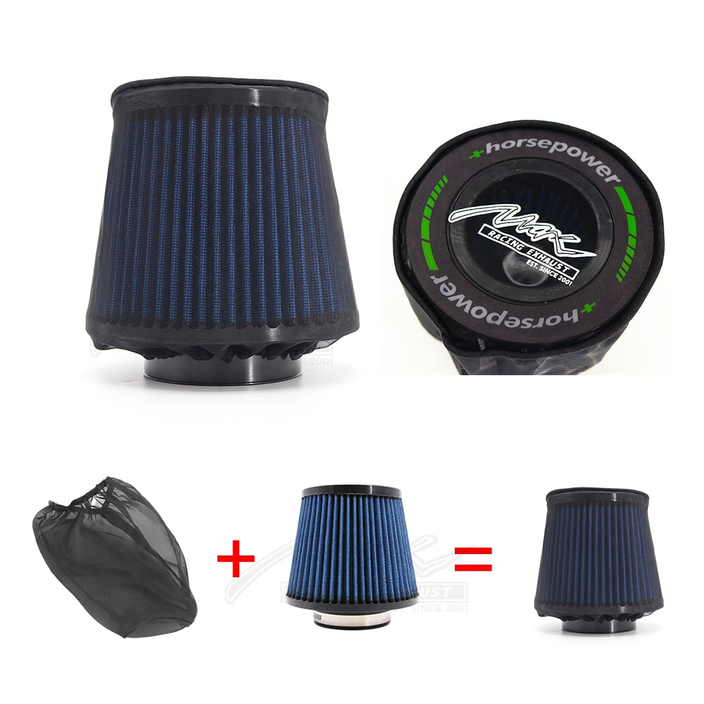 MAX RACING anti dust protector product page