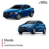 Mazda 2 Loud Exhaust Package