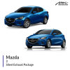 Mazda 2 Silent Exhaust Package