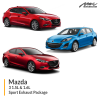 Mazda 3 1.5L & 1.6L Sport Exhaust Package