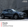Mazda CX3 1.5L Loud Exhaust Package