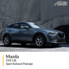Mazda CX3 1.5L Sport Exhaust Package