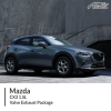 Mazda CX3 1.5L Valve Exhaust Package