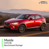 Mazda CX3 2.0L Bass Exhaust Package