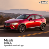 Mazda CX3 2.0L Sport Exhaust Package