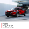 Mazda 3 & CX30 2.0L & 2.5L Loud Exhaust Package