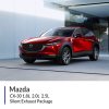 Mazda 3 & CX30 2.0L & 2.5L Valve Exhaust Package