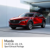 Mazda 3 & CX30 2.0L & 2.5L Sport Exhaust Package
