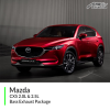 Mazda CX5 2.0L & 2.5L Bass Exhaust Package